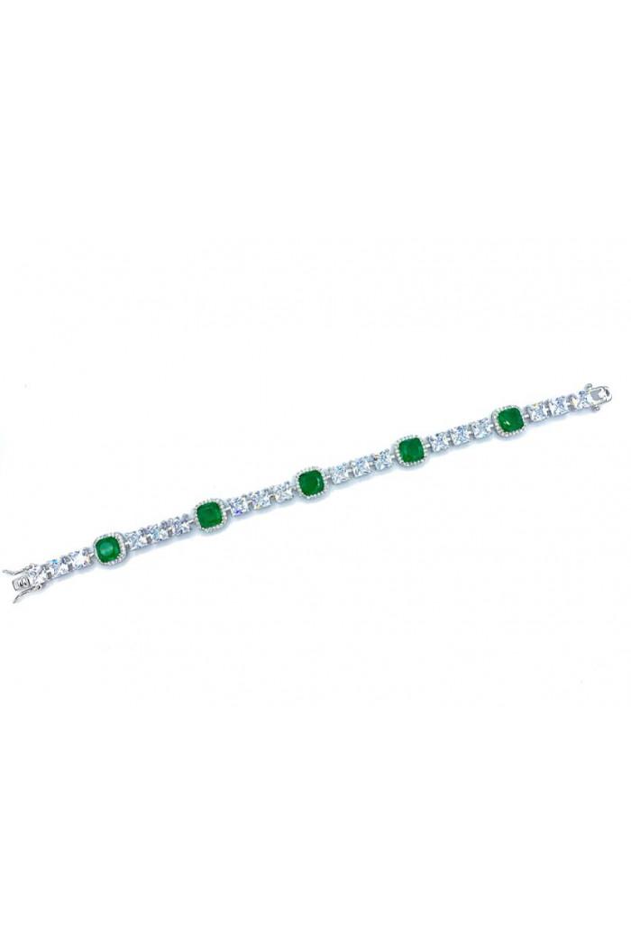 Emerald Baget Vip Bileklik