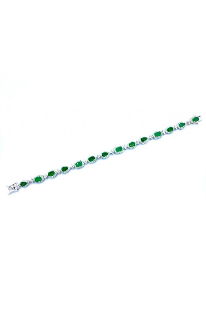 Emerald Ovy Vip Bileklik