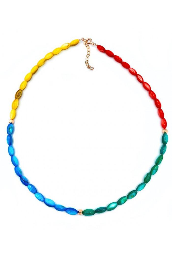 Rainbow Dia Kolye