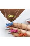 Mineli Love Kolye